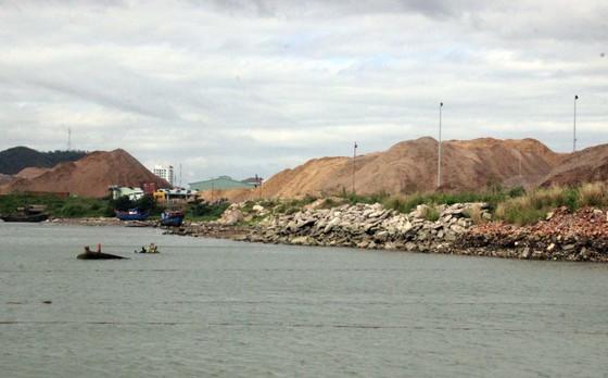 Bình Định yêu cầu DN tạm dừng các hoạt động xâm lấn cảng cá ảnh 2