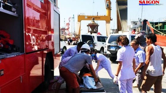 3 thủy thủ, thợ máy tử vong do ngạt khí trên tàu chở hàng ảnh 3