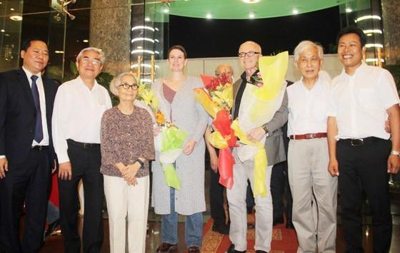 Hai giáo sư Nobel thế giới đến Quy Nhơn tham dự hội thảo khoa học  ảnh 3