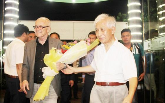 Hai giáo sư Nobel thế giới đến Quy Nhơn tham dự hội thảo khoa học  ảnh 2