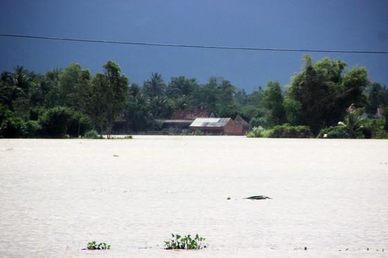 Lũ rút chậm, nhiều vùng vẫn còn ngập, 3 người trong 1 huyện bị lũ cuốn trôi ảnh 1