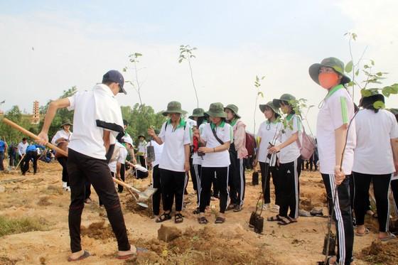 Trồng mới 2 triệu cây xanh phát động Tháng Thanh niên 2019 ảnh 11
