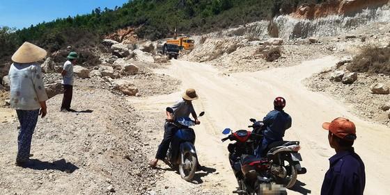 """Vụ """"đất tặc"""" lộng hành đào phá núi Mò O: Khẩn trương xử lý nghiêm, tránh xảy ra điểm 'nóng' ảnh 1"""