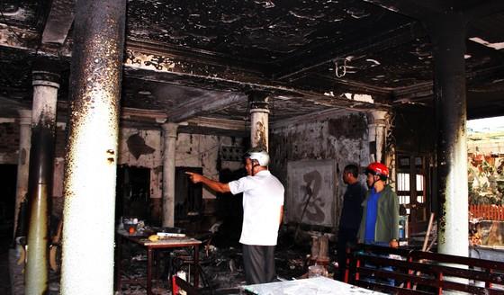 Ngôi chùa 55 tuổi ở Phú Yên bị lửa lớn thiêu rụi ảnh 2