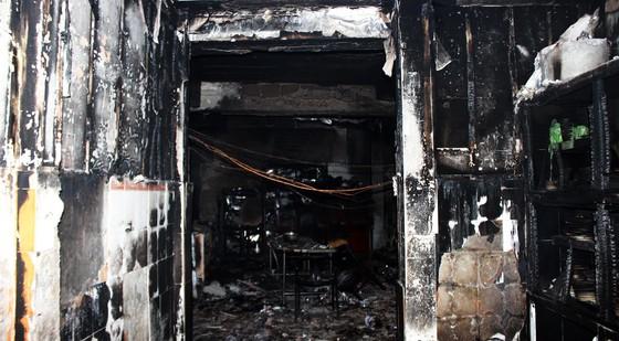 Ngôi chùa 55 tuổi ở Phú Yên bị lửa lớn thiêu rụi ảnh 6