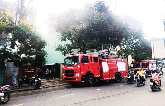 Cháy kho chứa hồ sơ của văn phòng đăng ký đất đai tỉnh Bình Định ảnh 1