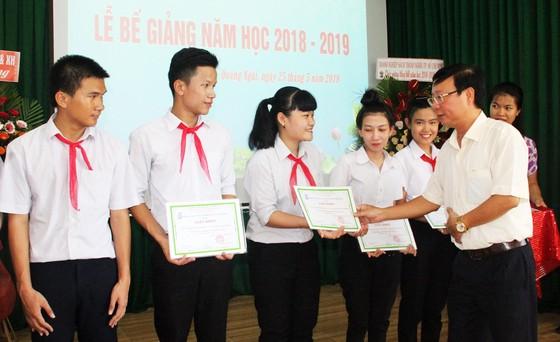2,3 tỷ đồng ủng hộ Trung tâm Nuôi dạy trẻ khuyết tật Võ Hồng Sơn ảnh 6
