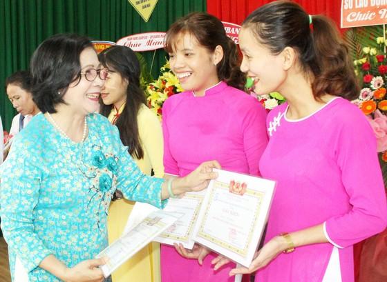 2,3 tỷ đồng ủng hộ Trung tâm Nuôi dạy trẻ khuyết tật Võ Hồng Sơn ảnh 7