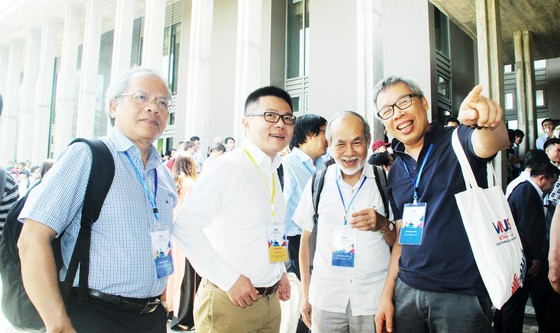 GS Ngô Bảo Châu: Toán học là 'người lao động' cho thời đại 4.0 ảnh 2