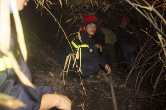 Núi giữa thành phố Quy Nhơn bùng lửa, uy hiếp hàng trăm hộ dân ảnh 11