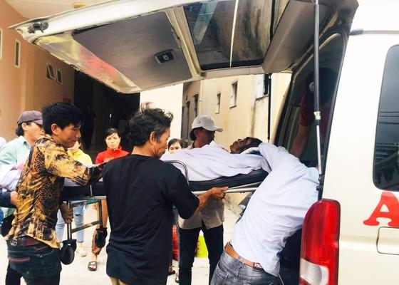 Giúp một bệnh nhân nghèo bị tai nạn, bỏng toàn thân ảnh 2