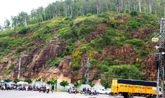 Bình Định tạm dừng dự án đục núi tạc phù điêu 86 tỷ đồng ảnh 2