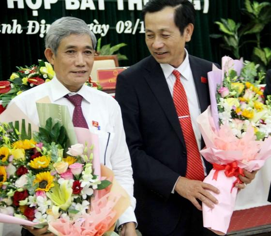 Ông Đoàn Văn Phi giữ chức Phó Chủ tịch HĐND tỉnh Bình Định khóa 12 với 100% phiếu bầu ảnh 1