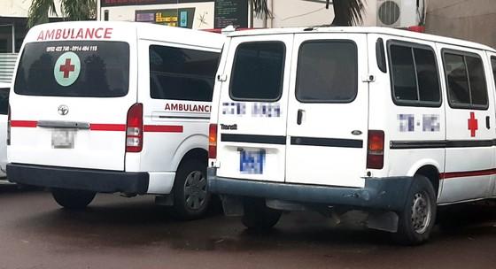 Sai phạm trong quản lý, sử dụng xe cứu thương tại Bệnh viện Đa khoa tỉnh Bình Định ảnh 2