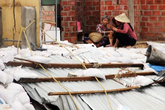 Tâm bão số 6 dự báo đổ bộ vào Bình Định, Phú Yên ảnh 13