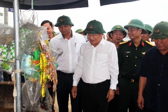 Tâm bão số 6 dự báo đổ bộ vào Bình Định, Phú Yên ảnh 2