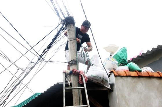 Tâm bão số 6 dự báo đổ bộ vào Bình Định, Phú Yên ảnh 15