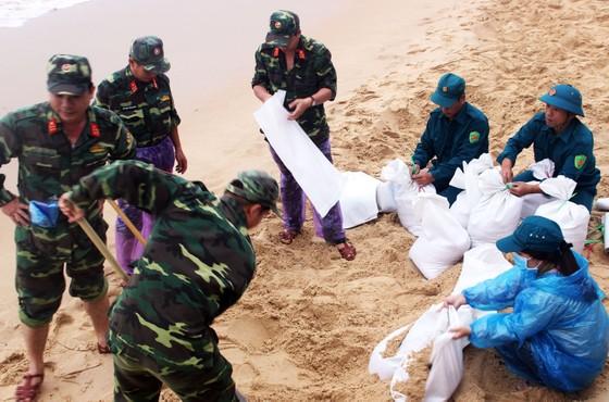 Tâm bão số 6 dự báo đổ bộ vào Bình Định, Phú Yên ảnh 5
