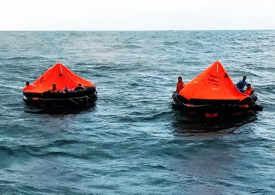 """Tàu Toàn Phát 68 chìm trên biển: """"Thuyền trưởng đã quên thân mình để cứu chúng tôi!"""" ảnh 2"""