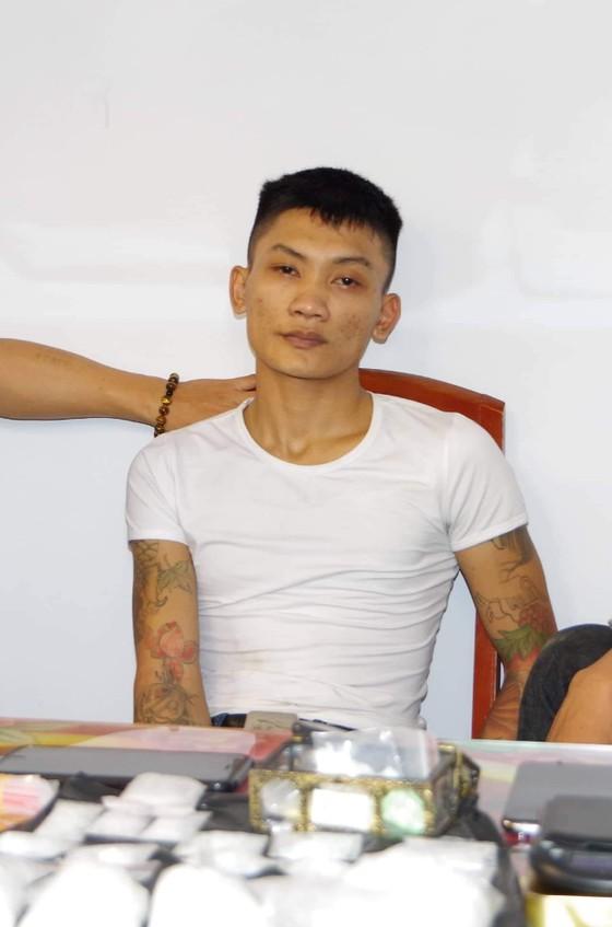 Thanh niên mua ma túy từ TP HCM về bán con nghiện ở Bình Định ảnh 1