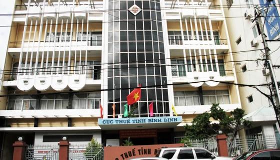Ông Nguyễn Đẩu được điều động làm Cục trưởng Cục thuế Bình Định ảnh 1