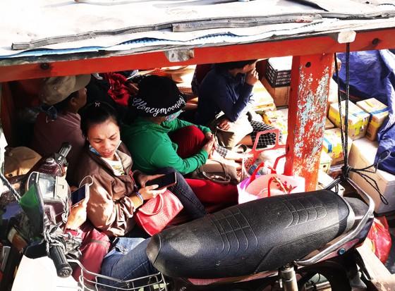 'Chở tết' ra đảo Cù Lao Xanh ảnh 3