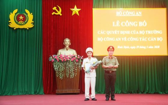Đại tá Võ Đức Nguyện giữ chức Giám đốc Công an tỉnh Bình Định ảnh 1