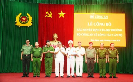 Đại tá Võ Đức Nguyện giữ chức Giám đốc Công an tỉnh Bình Định ảnh 2