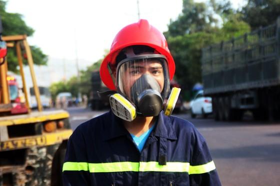 Lại xảy ra cháy tại khu công nghiệp Phú Tài, Bình Định ảnh 8