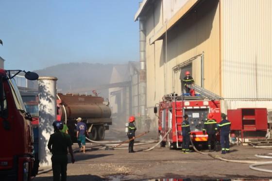 Lại xảy ra cháy tại khu công nghiệp Phú Tài, Bình Định ảnh 11