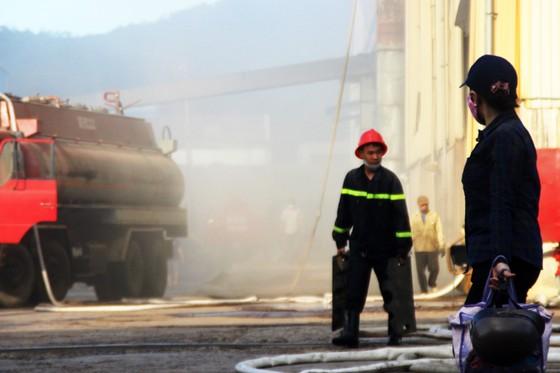 Lại xảy ra cháy tại khu công nghiệp Phú Tài, Bình Định ảnh 14