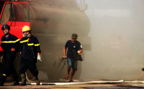 Lại xảy ra cháy tại khu công nghiệp Phú Tài, Bình Định ảnh 4