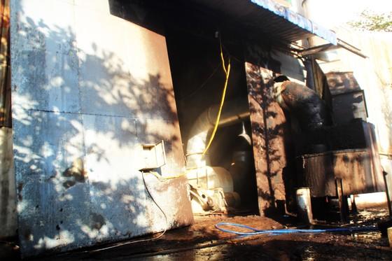 Lại xảy ra cháy tại khu công nghiệp Phú Tài, Bình Định ảnh 16