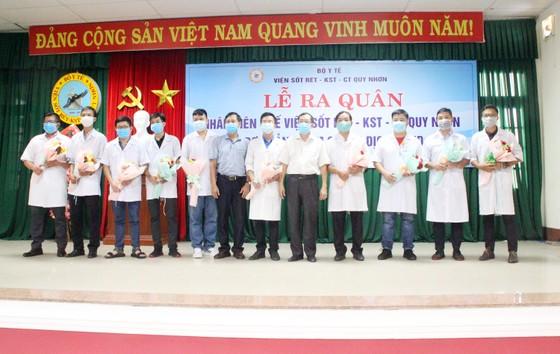 Bình Định, Phú Thọ chi viện hàng chục y, bác sĩ hỗ trợ Quảng Nam phòng chống dịch Covid-19 ảnh 4