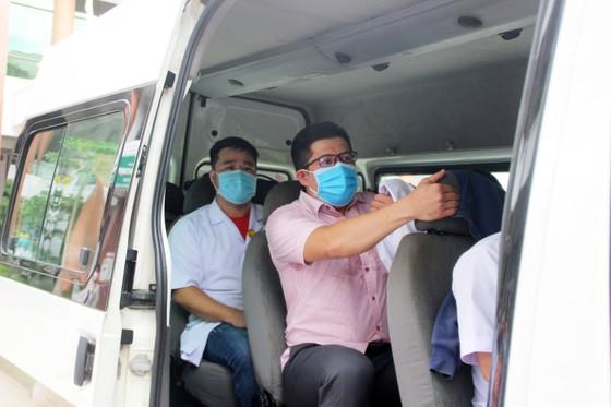 Bình Định, Phú Thọ chi viện hàng chục y, bác sĩ hỗ trợ Quảng Nam phòng chống dịch Covid-19 ảnh 11
