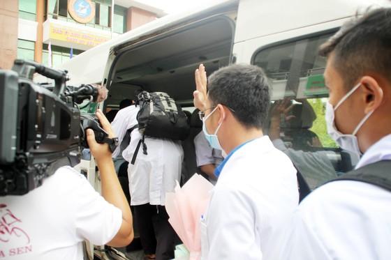 Bình Định, Phú Thọ chi viện hàng chục y, bác sĩ hỗ trợ Quảng Nam phòng chống dịch Covid-19 ảnh 10