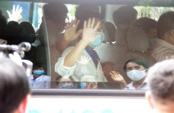 Bình Định, Phú Thọ chi viện hàng chục y, bác sĩ hỗ trợ Quảng Nam phòng chống dịch Covid-19 ảnh 14