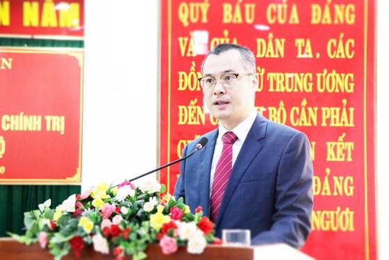 Ông Phạm Đại Dương làm Bí thư Tỉnh ủy Phú Yên ảnh 2