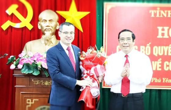 Ông Phạm Đại Dương làm Bí thư Tỉnh ủy Phú Yên ảnh 1