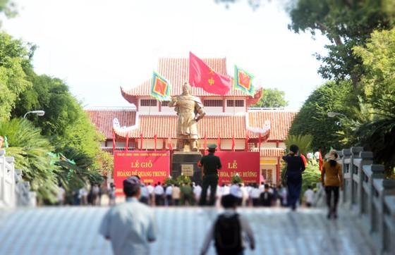 Bình Định tổ chức lễ giỗ Hoàng đế Quang Trung ảnh 11