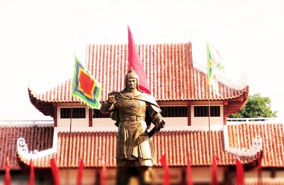 Bình Định tổ chức lễ giỗ Hoàng đế Quang Trung ảnh 5
