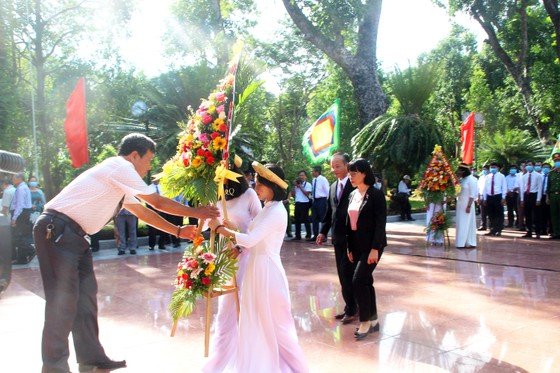 Bình Định tổ chức lễ giỗ Hoàng đế Quang Trung ảnh 6