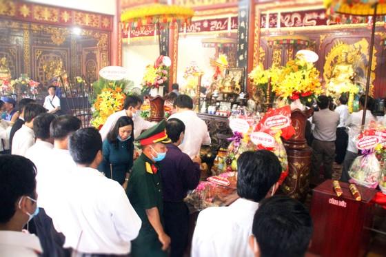 Bình Định tổ chức lễ giỗ Hoàng đế Quang Trung ảnh 10