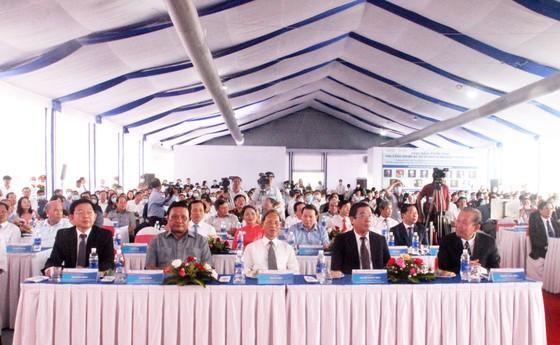 Bình Định khởi công Khu công nghiệp, đô thị và dịch vụ trên 3.300 tỷ đồng ảnh 1