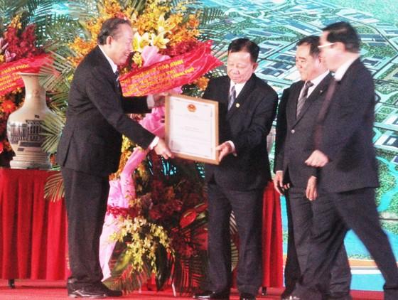 Bình Định khởi công Khu công nghiệp, đô thị và dịch vụ trên 3.300 tỷ đồng ảnh 5