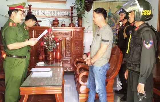 Bắt thêm 3 đối tượng liên quan đến vụ phá rừng ở Phú Yên ảnh 1
