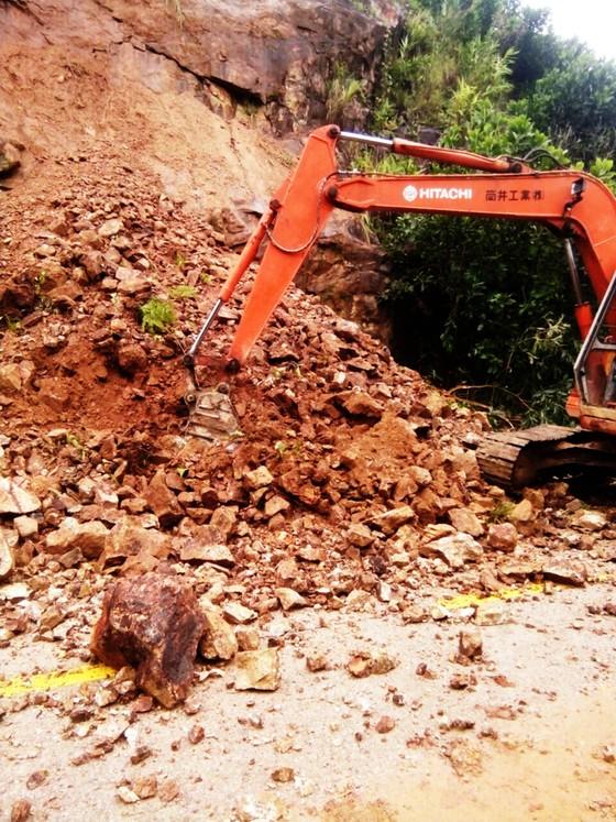 Kiểm tra ứng phó với áp thấp, mưa lũ tại tỉnh Bình Định ảnh 2