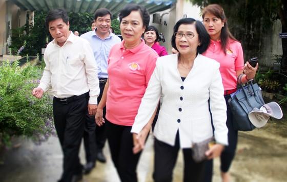 Gần 350 triệu ủng hộ Trung tâm nuôi dạy trẻ khuyết tật Võ Hồng Sơn ảnh 4