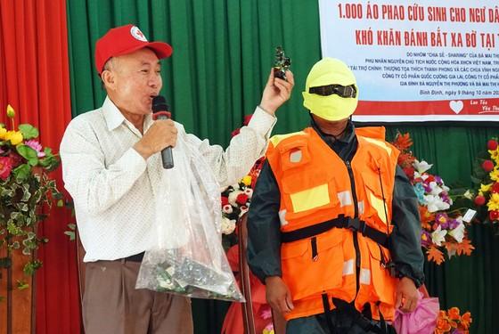 Gần 350 triệu ủng hộ Trung tâm nuôi dạy trẻ khuyết tật Võ Hồng Sơn ảnh 6