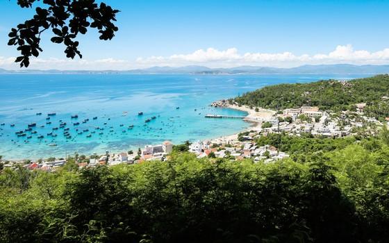 Chính thức cấp điện cáp ngầm cho 3.000 dân đảo Cù Lao Xanh ảnh 4